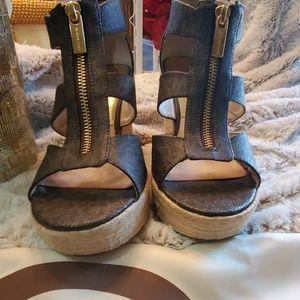 Michael Kors Damita Wedge heels
